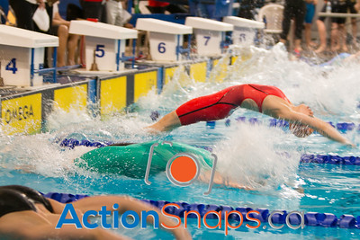 Short + Long Course Champs Championships Mount Pearl Summit St. John's Aquarena