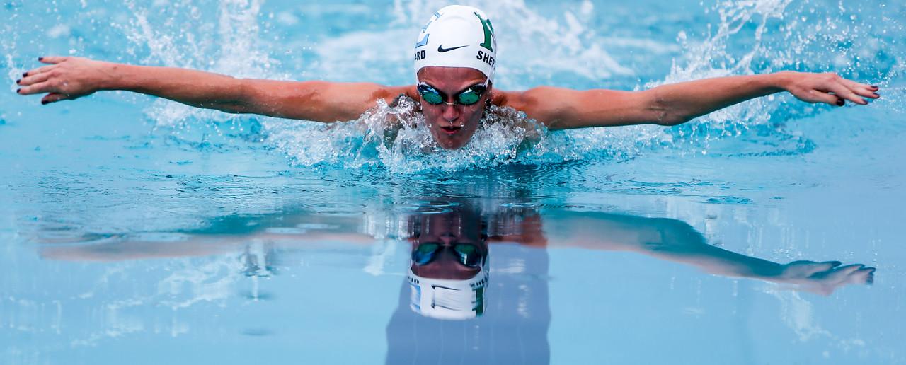Swimming Meet Ransom Everglades
