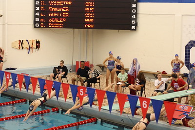 Swimming vs. Marshalltown 2016