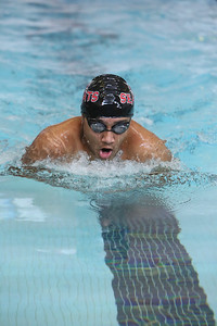 Sayf Thanawalla boys 100 yard breaststroke