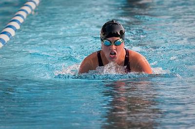 Carlie again doing the breaststroke during TRCC swim meet 2010