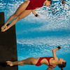 Women's Synchronised 10M platform Diving