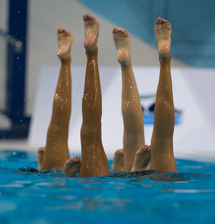Swimming - 9th Asian Swimming Championships - Synchronised Swimming