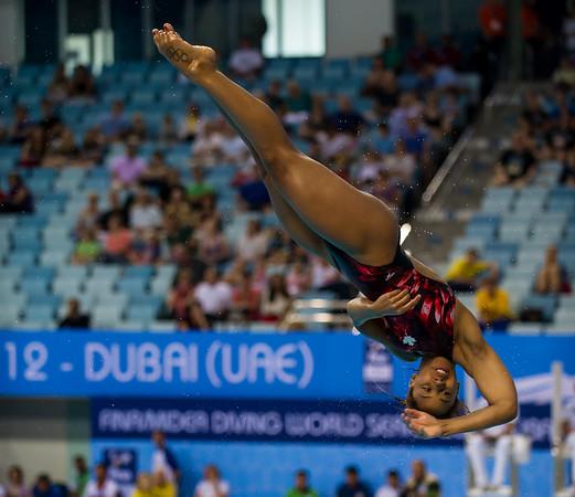 FINA/Midea Diving World Series, Dubai, UAE
