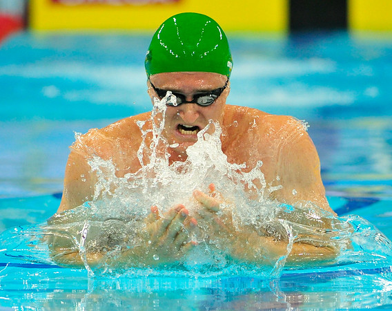 Mideast Emirates FINA Swimming World Cup