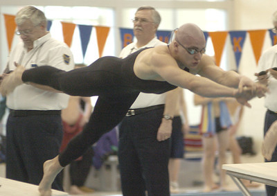 Danville's Nick Hein won a pair of PIAA Class AA sprint titles in 2008. The senior broke the 21-second mark to win the 50 free in 20.95 seconds and also won the 100 freestyle in 46.07 seconds.