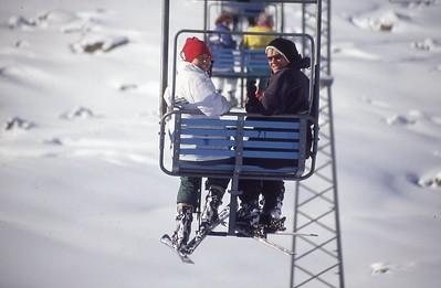 Switzerland - Morgins, Wintersport 2001