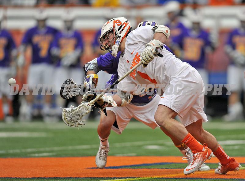Syracuse vs U Albany Men's Lacrosse 2012