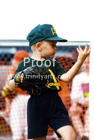 T-Ball- Williamsburg Game