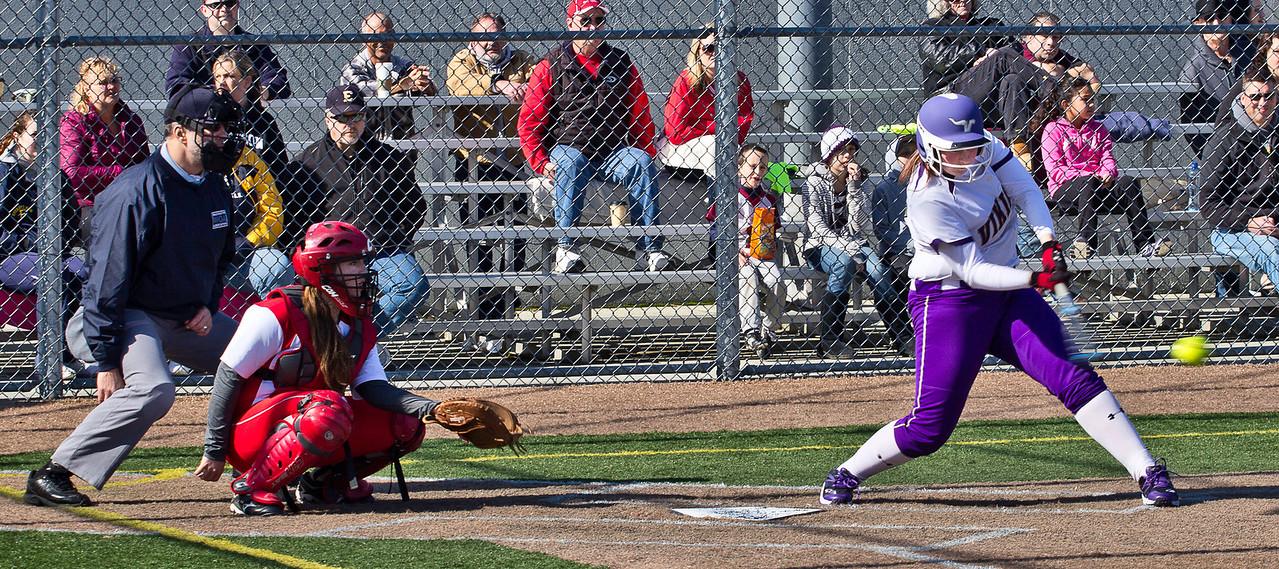 T first at bat