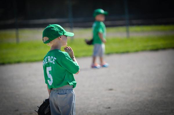 T-ball and Softball