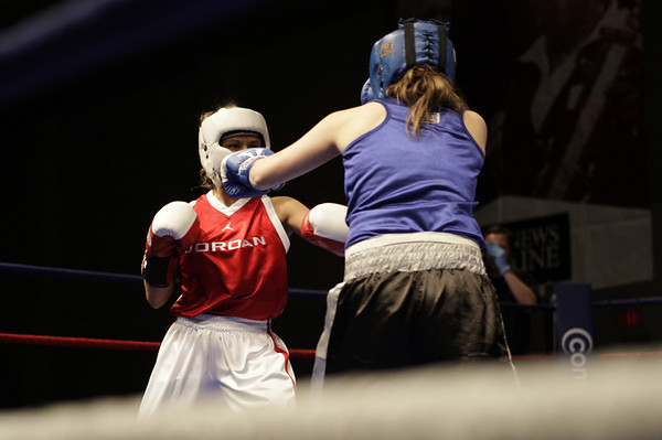 TAC 60th Tacoma Golden Gloves Saturday