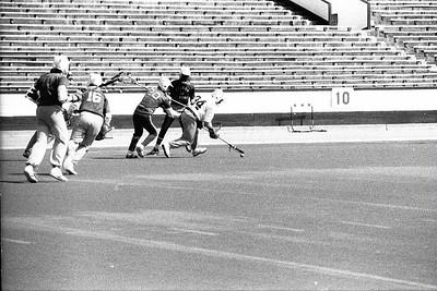Texas A&M Lacrosse 1970's