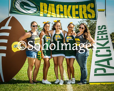 Packers Homecoming 2016