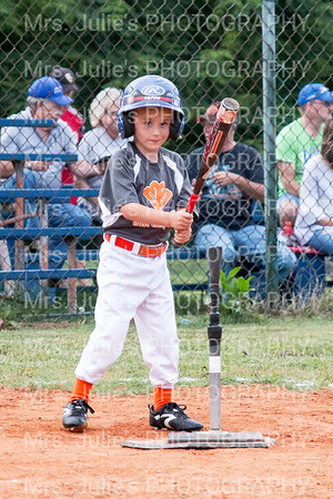 T-Ball 2017  Macon Bank v. Vester's