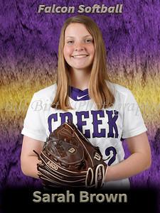 12 Sarah Brown 10