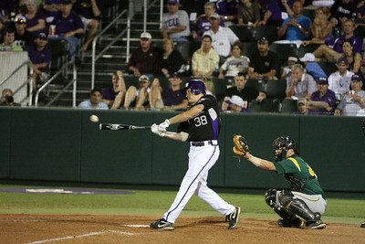 2009 5-29 TCU Baseball vs Wright State NCAA Regional