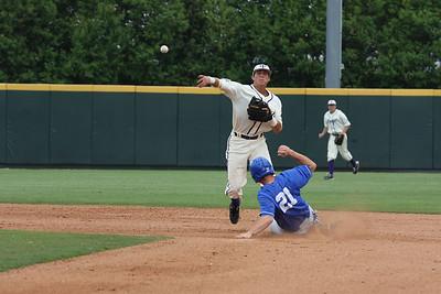 2010 5-16 TCU Baseball vs Air Force