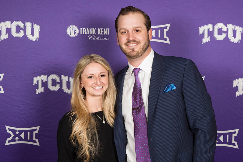 TCU baseball First Pitch Banquet at the Omni Hotel in Fort Worth, Texas on February 6, 2015. (Photo by/Sharon Ellman)