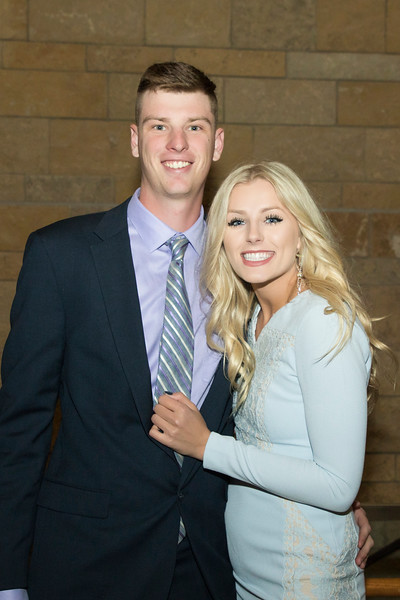 TCU Baseball First Pitch Banquet at the Omni hotel in Fort Worth, Texas on February 10, 2017. (Photo/Sharon Ellman)