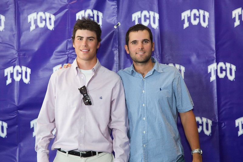 TCU All Sports Banquet in the Champions Club at Amon Cater Stadium in Fort Worth, Texas on April 25, 2016. (Photo by/Sharon Ellman)