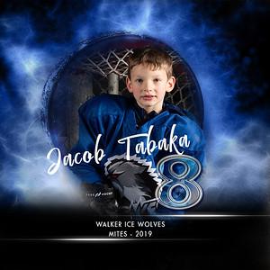8 JACOB TABAKA BUTTON MITES
