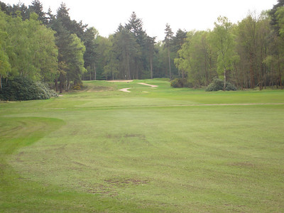 THE BERKSHIRE, BLUE COURSE, May 5th 2010
