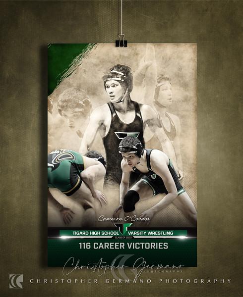 THS Wrestling - Cameron