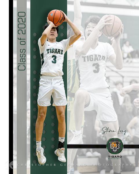 THS Boys Basketball - Steven