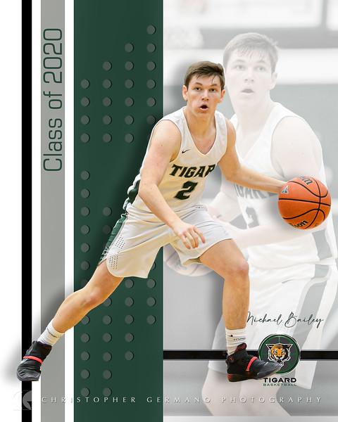 THS Boys Basketball - Michael
