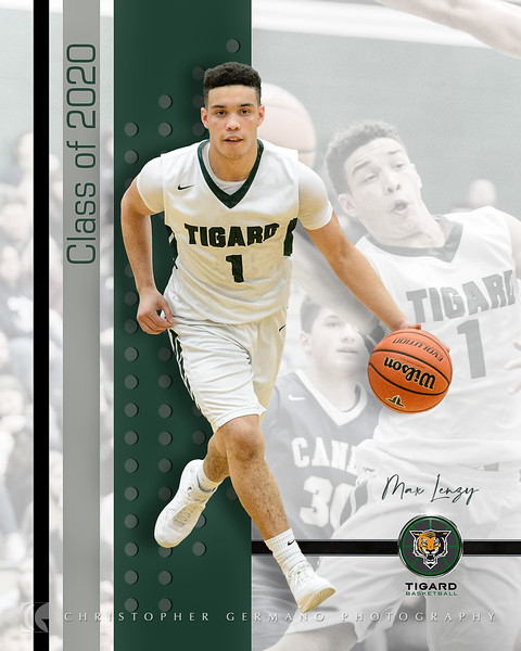 THS Boys Basketball - Max