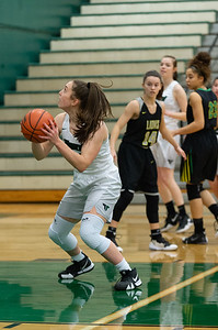 THS Girls JV BB vs West Linn