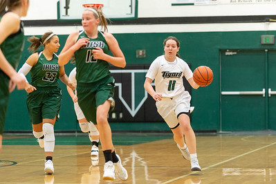 THS Girls Varsity BB vs Sheldon