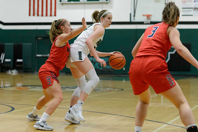 Tigard HS Girls Varsity BB vs Westview