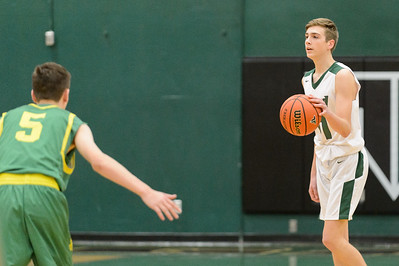 THS Boys JV Basketball vs West Linn