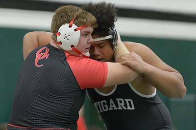 Tigard HS JV Wrestling vs Oregon City