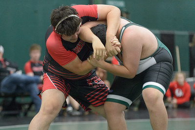 Tigard HS JV Wrestling vs Oregon City