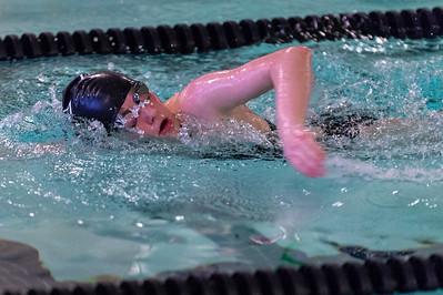 Tigard HS Swimming v Lakeridge-JV Girls 100yd Freestyle