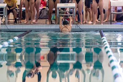 Tigard HS Swimming v Lakeridge-Varsity Girls 200yd Medley Relay