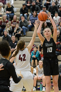 Tigard HS Varsity Girls BB vs Tualatin