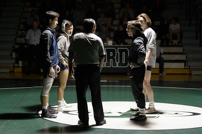 Tigard HS Wrestling vs Canby