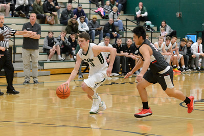 Tigard HS Varsity Basketball vs David Douglas