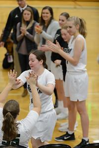 THS Girls Varsity BB vs West Linn