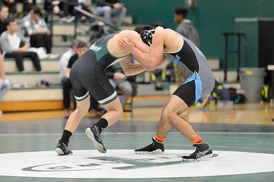 THS JV Wrestling vs Lakeridge