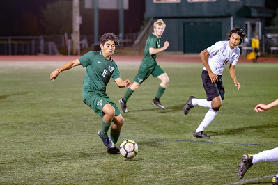 Tigard v Tualatin Varsity Boys Soccer