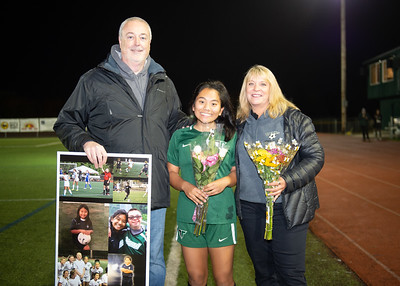 Senior Night-Delaney