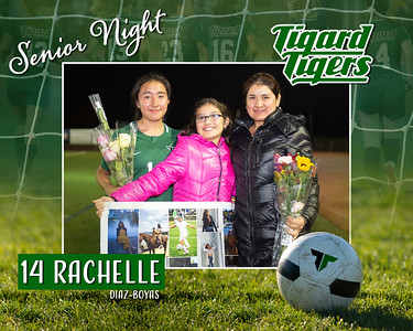 Senior Night-Rachelle