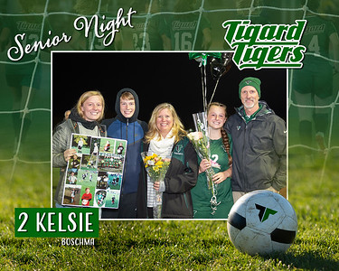 Senior Night-Kelsie
