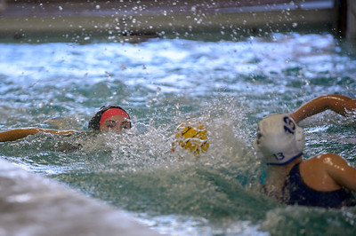 THS Girls Varsity Water Polo vs Newberg