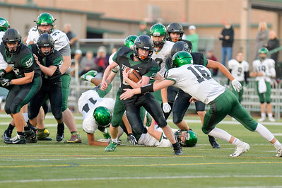 Tigard HS JV Football vs West Linn